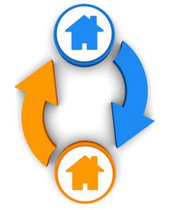 Обмен квартир – объявления в газете и Интернете не нужны Вам