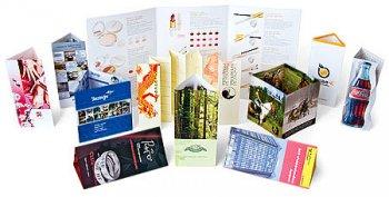 буклеты и визитки