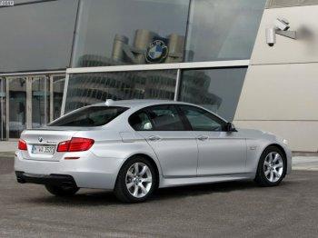 Уникальный BMW M550d, как он есть