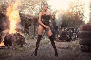 Немецкая королева тюнинга фото new